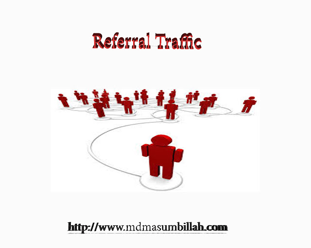 Referral Traffic (Visitors)