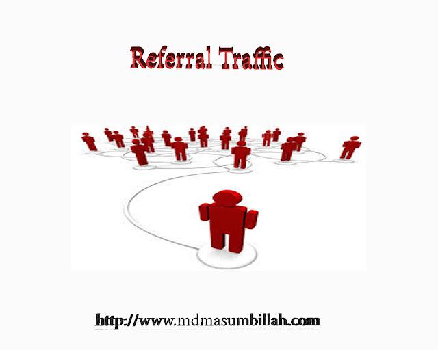 Referral Traffic (Visitors)