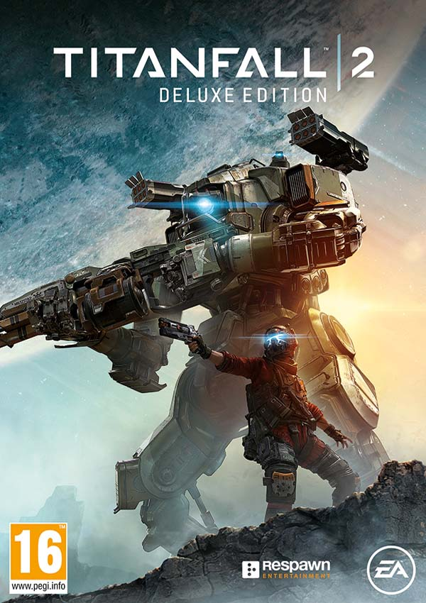 Titanfall 2 Deluxe Edition Download Cover Free Game