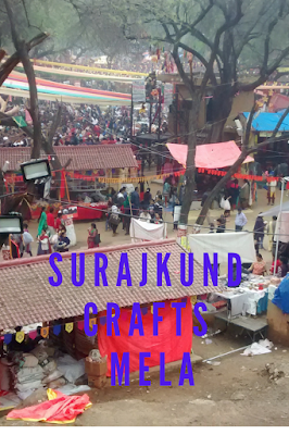 Surajkund International Crafts Fair, Faridabad