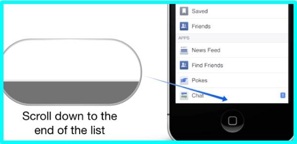 facebook desktop version iphone 6