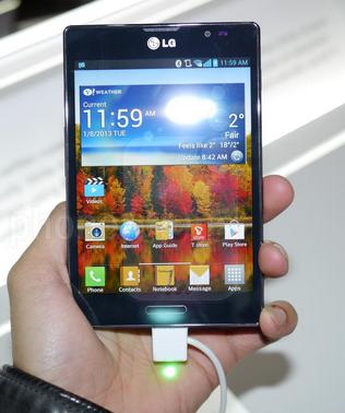 LG Optimus Vu
