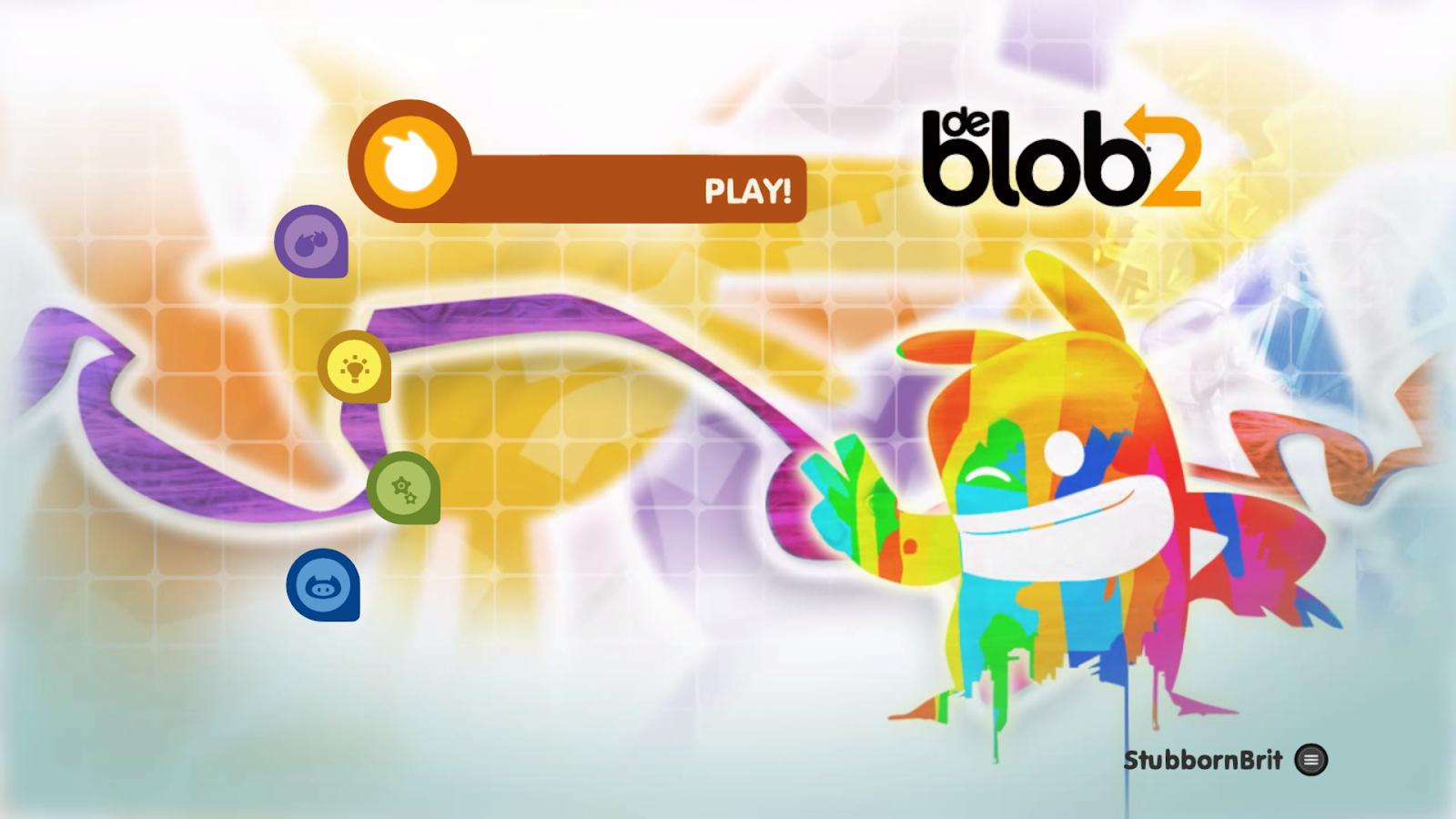 de Blob 2 (Xbox)