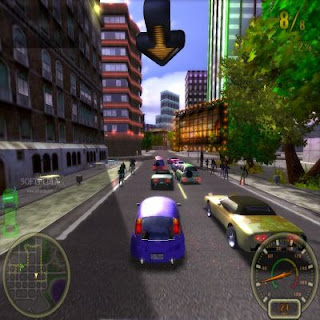 Download City Racing Game Highly Compressed