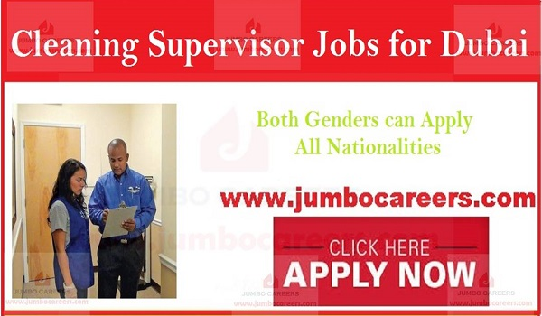 Available jobs in Gulf countries, Latest job openings in Dubai,