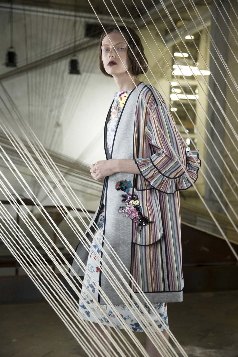 fashion trend spring - summer 2017
