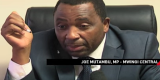 Joe Mutambu