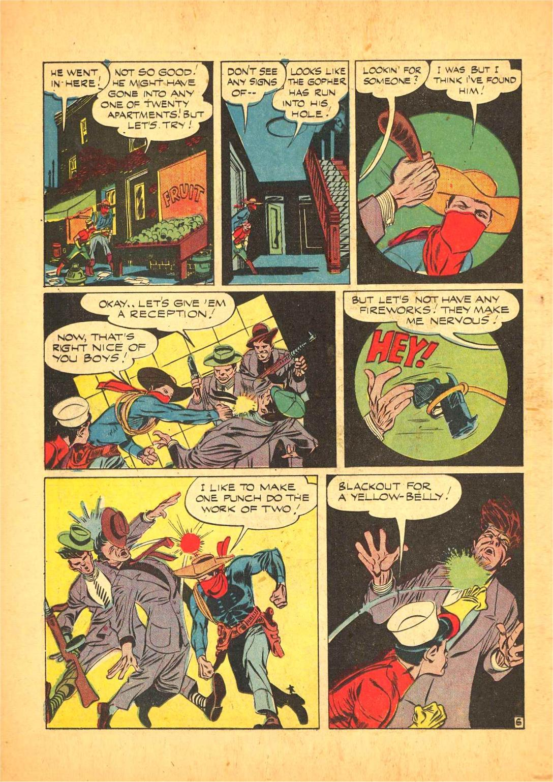 Read online Action Comics (1938) comic -  Issue #66 - 21