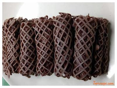 Resepi Roti Jala Coklat Yang Mudah