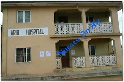 ARIB Hospital closed down