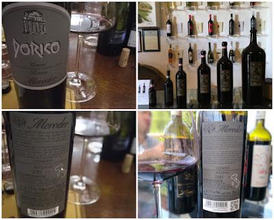 Dorico Moroder vino
