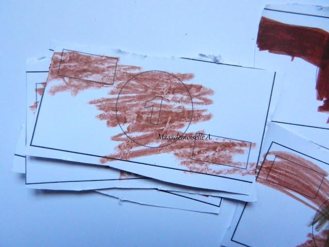 || Acticité/DIY : Des billets à découper et à colorier (+ fichiers à télécharger)(L'art est un jeu d'enfant # 3)