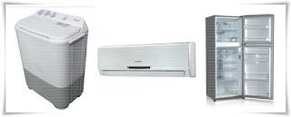 Handy Teknik, service AC, Kulkas dan mesin cuci