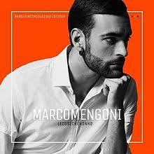 The cover of Mengoni's Le cose che no ho, his third studio album