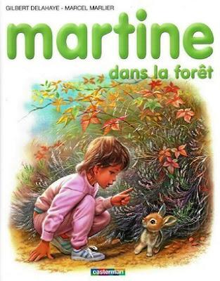 Télécharger Livre Gratuit MARTINE dans la forêt pdf