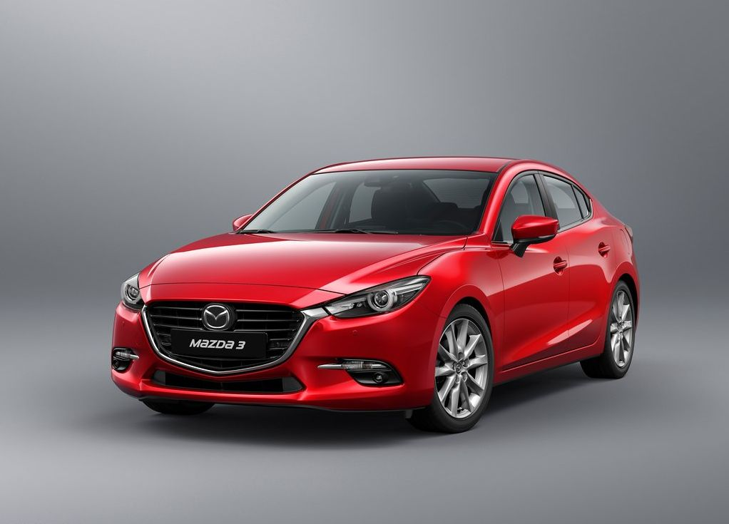 The 2017 Mazda 3 Marks World Debut Of G Vectoring Control Gvc It S First System In New Skyactiv Vehicle Dynamics Range Technology Providing
