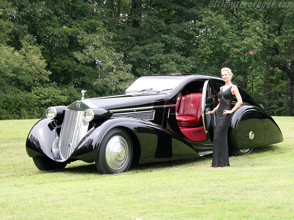1925 Rolls Royce Phantom ...