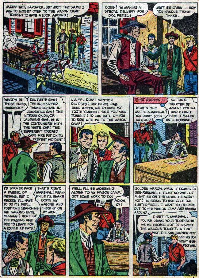 Read online WHIZ Comics comic -  Issue #154 - 30