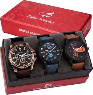 Flipkart - Stunning 'Branded' Watches Upto 85% Off