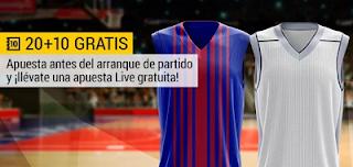 bwin promocion euroliga Barcelona vs Real Madrid 23 febrero