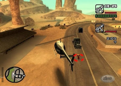 GTA San Andreas B-13 NFS Highly Compressed Game Download