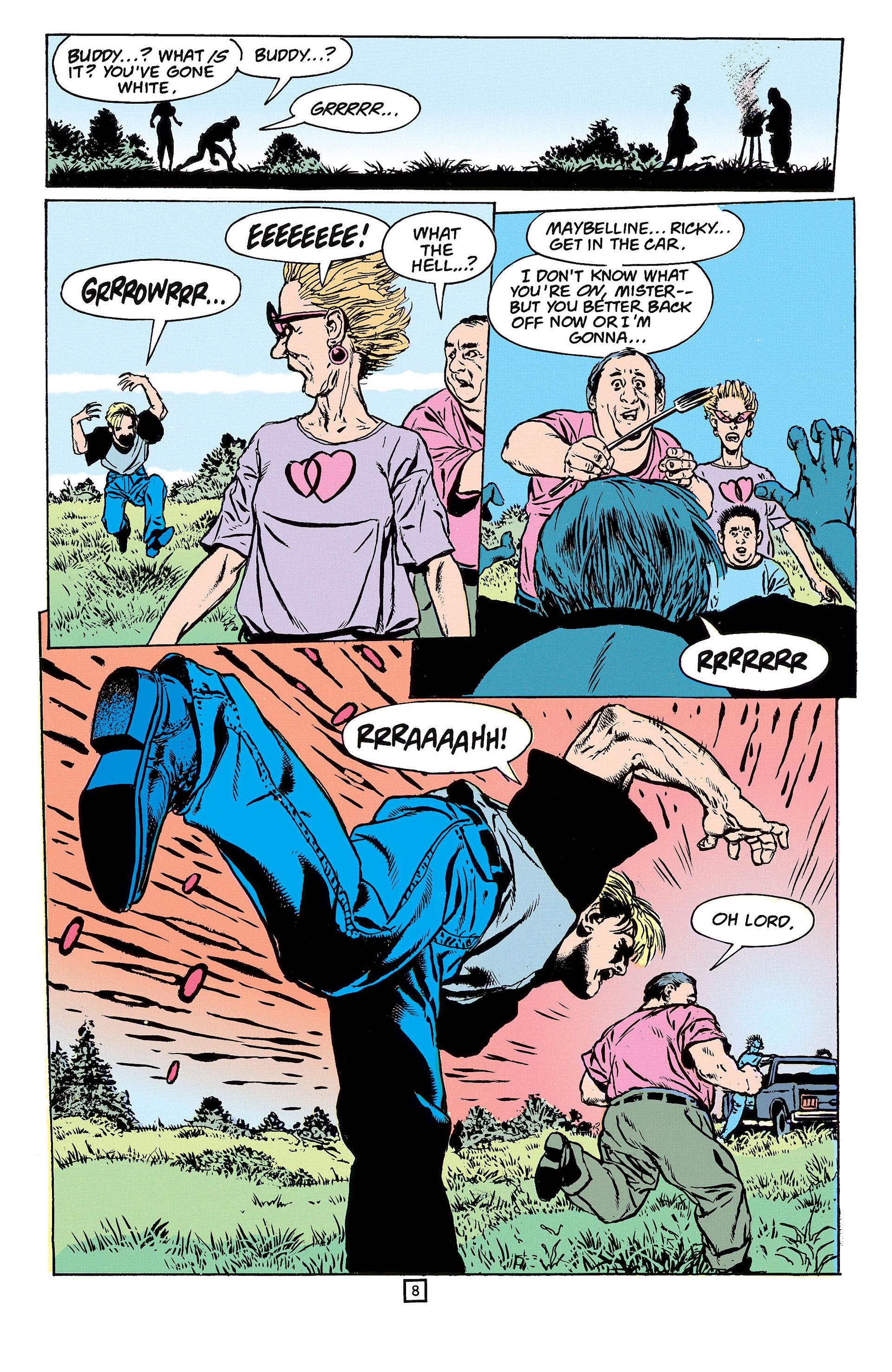 Read online Animal Man (1988) comic -  Issue #61 - 9