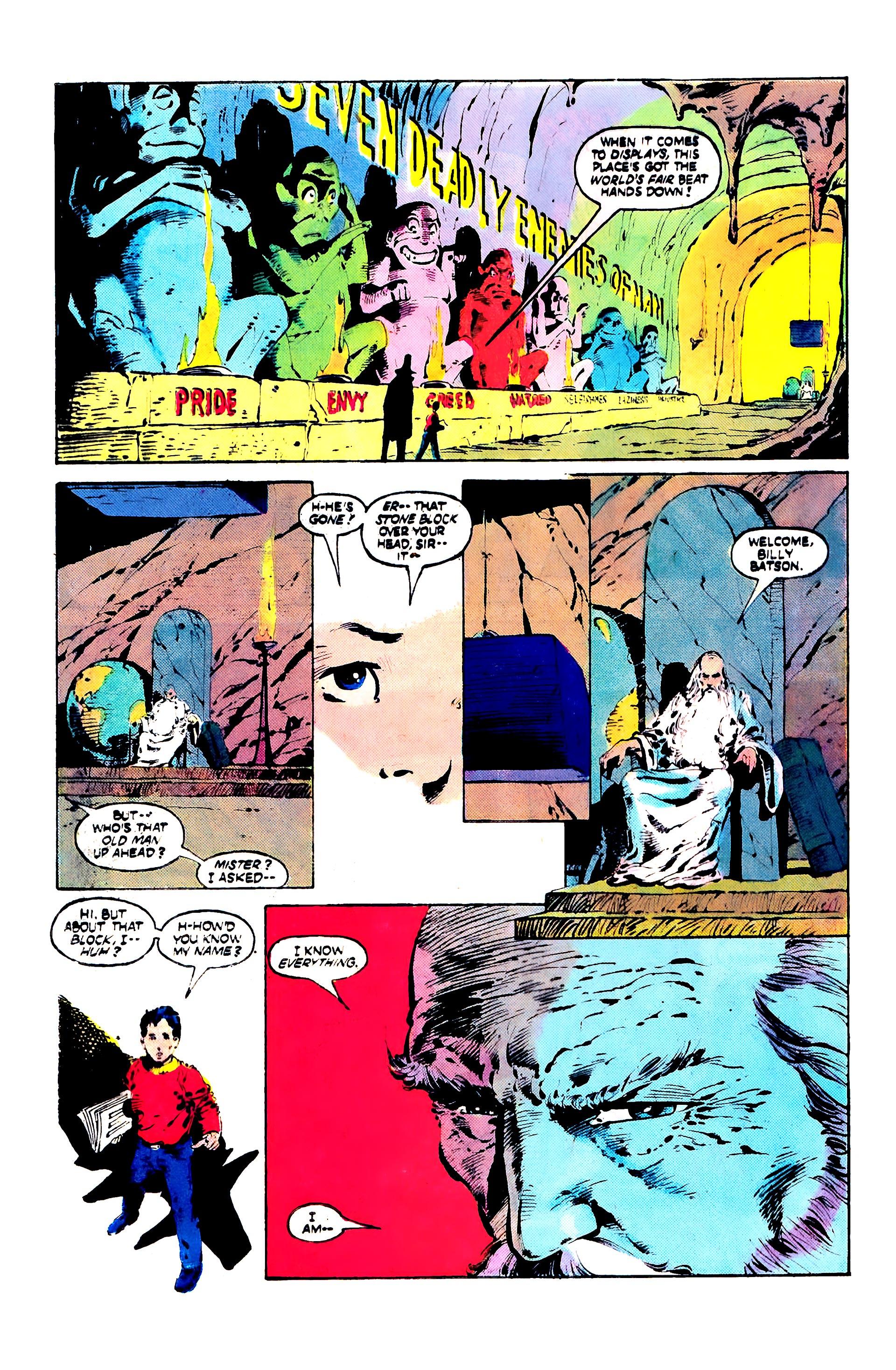 Read online Secret Origins (1986) comic -  Issue #3 - 9