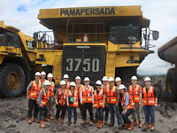 Pamapersada Nusantara - Recruitment For 20 Positions (SMK/SMU, D1, D2, D3, S1) January 2017