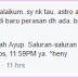 Astro Bagi Siaran PERCUMA!