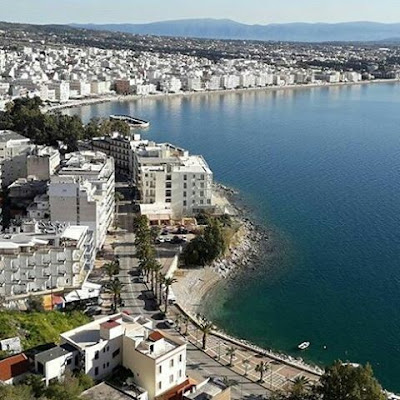 Loutraki Greece My little town. Home sweet home.