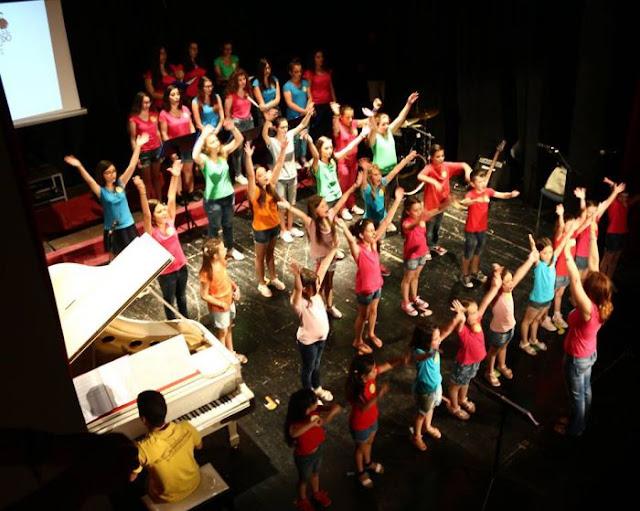 """Το παιδικό τμήμα της Χορωδίας """"ΟΡΦΕΑΣ"""" Τρίπολης το 4ο ΝΑΥΠΛΙΟ - ΑΡΤIVA YOUTH MUSIC FESTIVAL"""