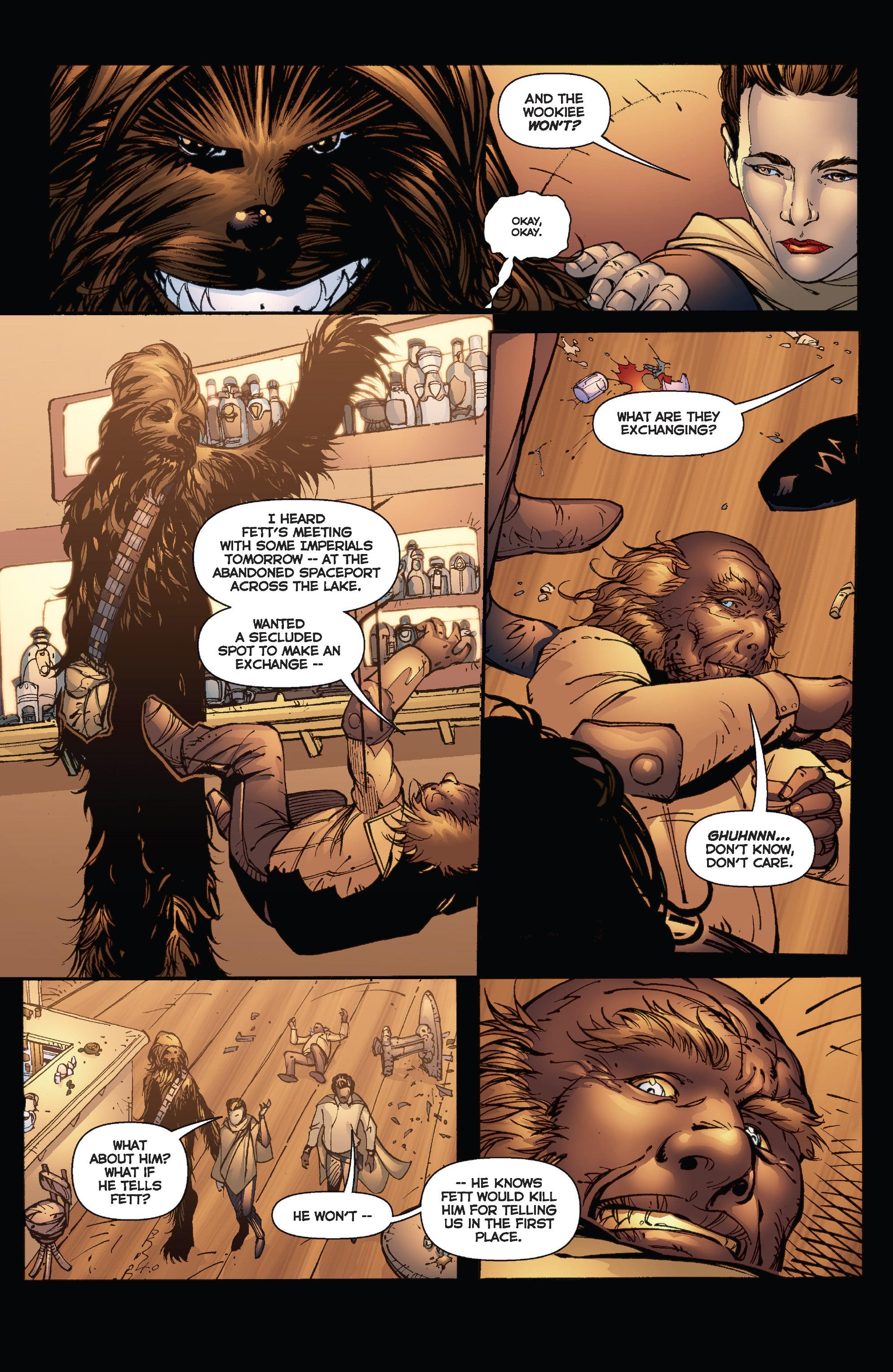Read online Star Wars Omnibus comic -  Issue # Vol. 27 - 212