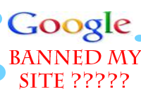 Cara Keluar Dari Google Banned Terbaru