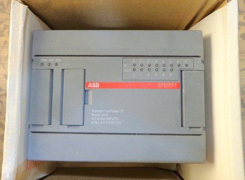 ABB PLC 07KR51-A3 6 Brand New | Exporter & Stockist of