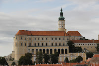 Zámek Mikulov/The Chateau Mikulov
