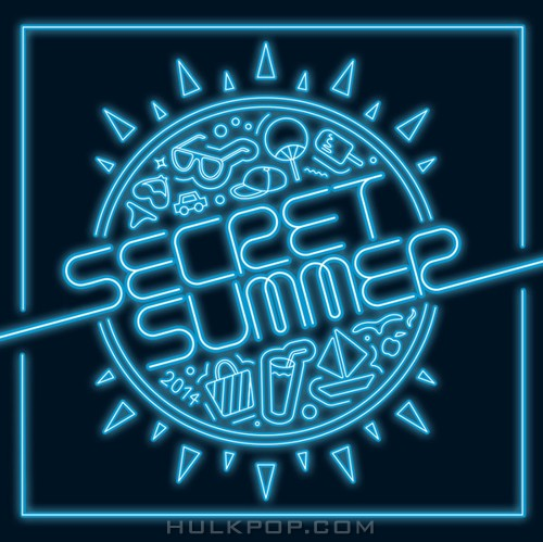SECRET – SECRET SUMMER – EP (FLAC + ITUNES PLUS AAC M4A)