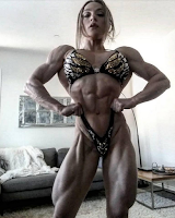 Many women are not interested in getting massive muscles