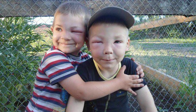 Веселые детишки (14 фото)