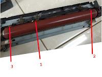 Mengenal Thermistor canon IR 5000/6000