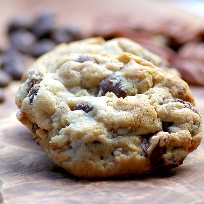 Savoring Time In The Kitchen: Chocolate Chip Cookies With
