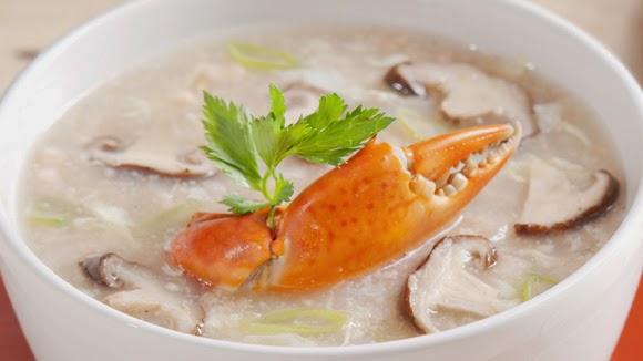 Sup Kepiting Kombinasi