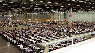 الأساليب التكنولوجية لمكافحة الاحتيال في الامتحانات