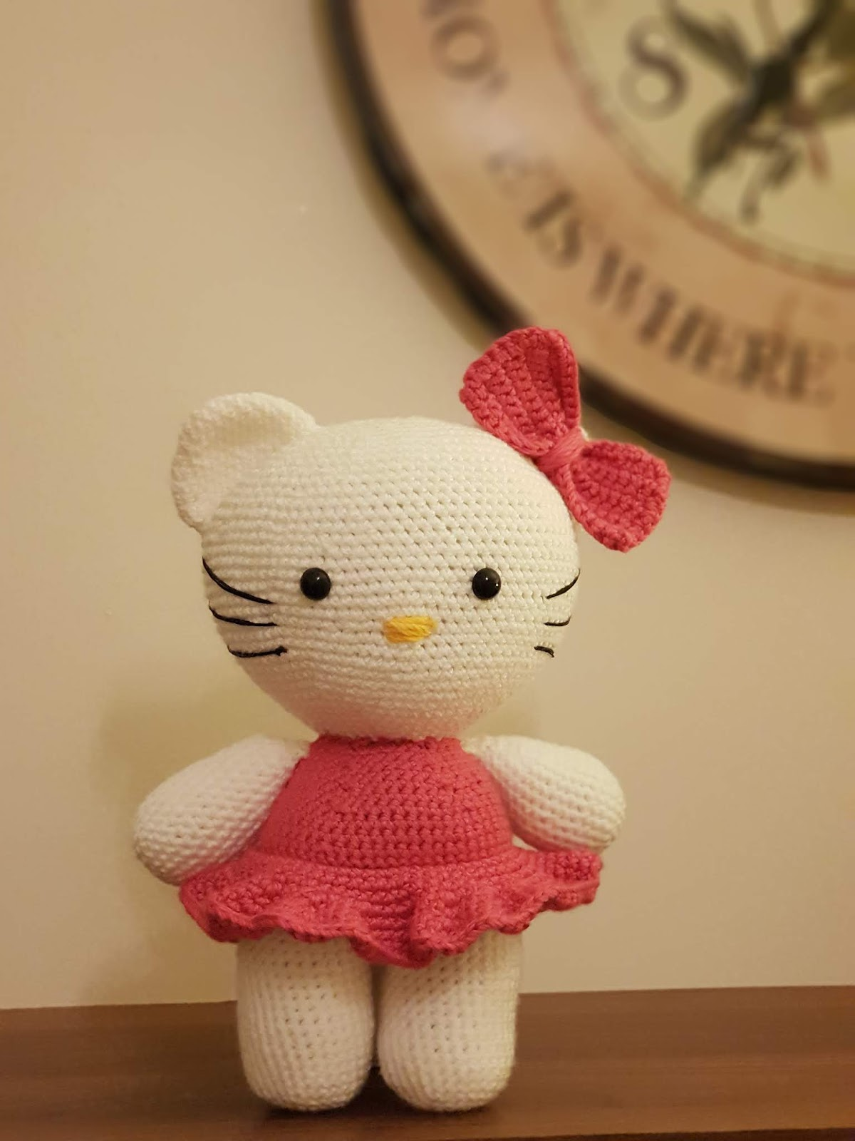 hello kitty yapılışı, amigurumi free pattern hello kitty | yaseminkale | 1600x1200