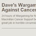 WAAC- Wargamers All Against Cancer