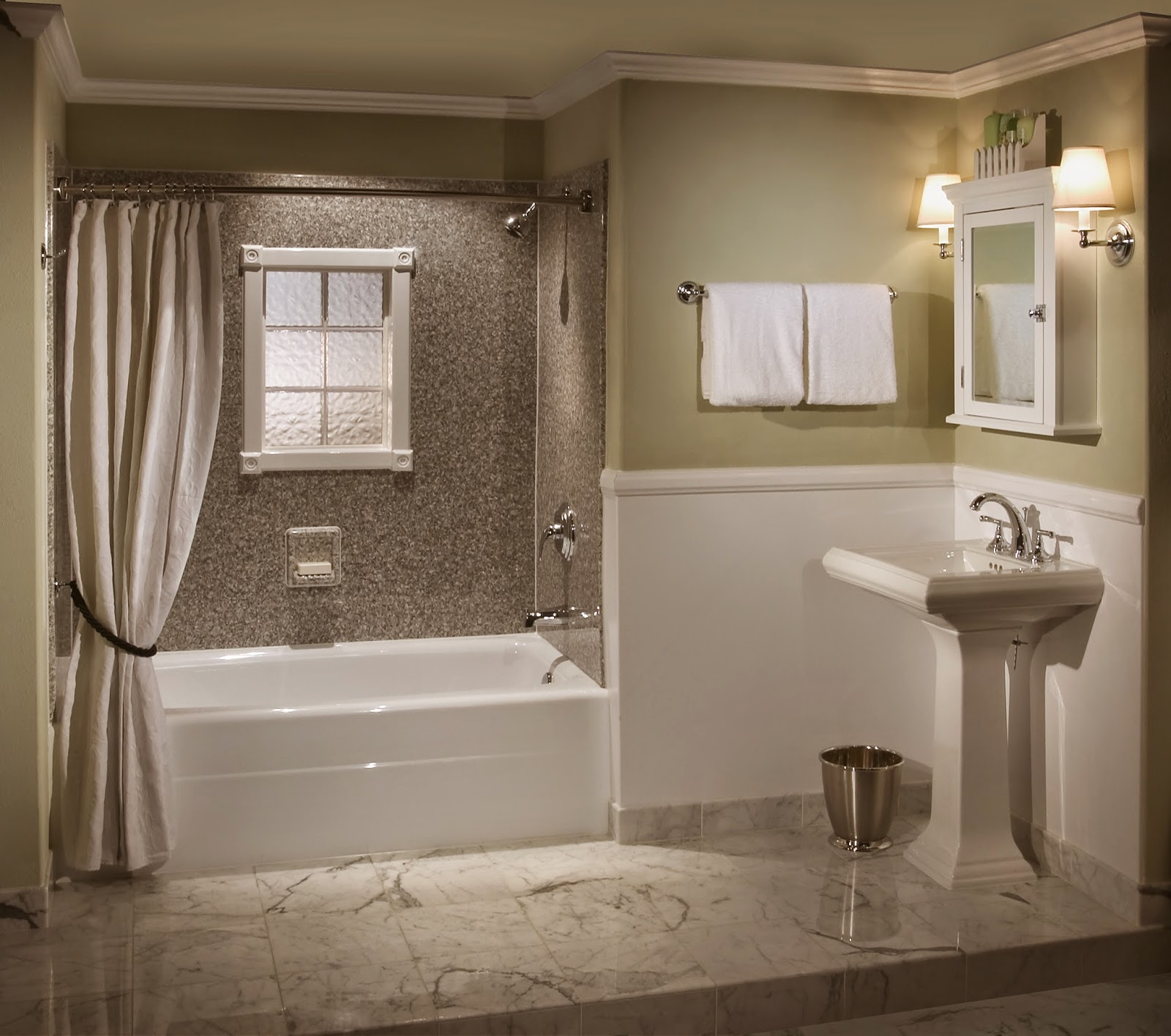 Nice Bathrooms With Interior Modern For Your Home