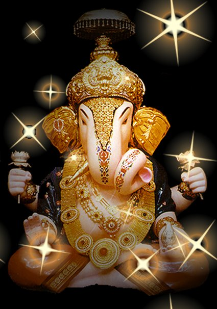 3d God Wallpaper Of Hindu Gods Urstruly Suresh Lord Ganapathi Happy Vinayaka Chavithi