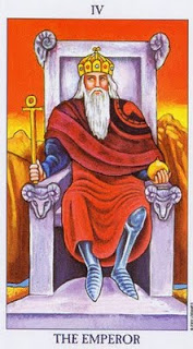 Significado da carta O Imperador IV