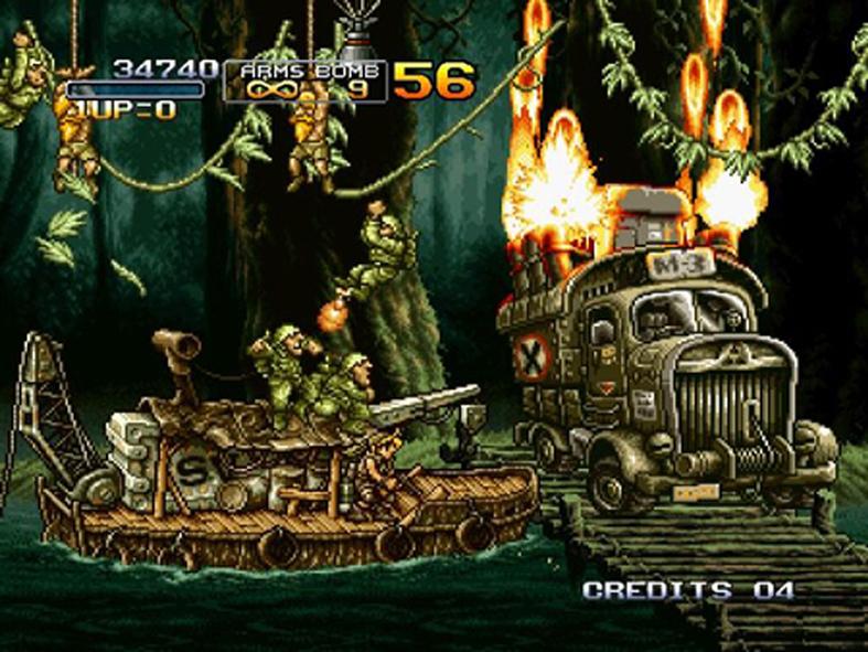 PC Games: Metal Slug 3