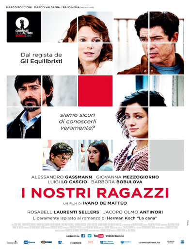 Ver I nostri ragazzi (The Dinner) (2014) Online