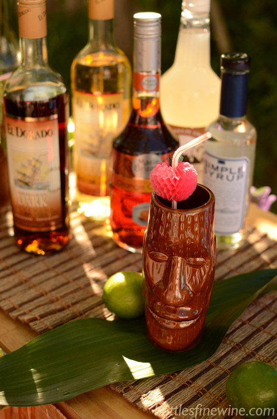 mai tai tiki drink ingredients